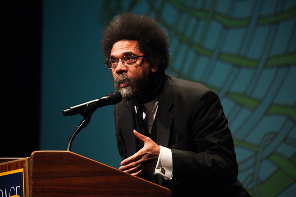 Cornel West at Left Forum 2011